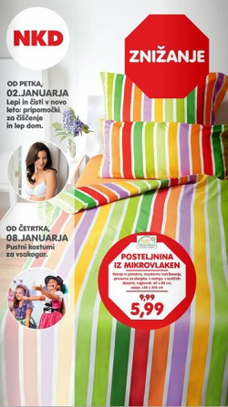 NKD katalog januar 2015