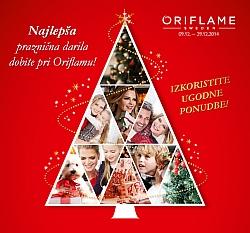 Oriflame katalog Vroče ponudbe do 29. 12.