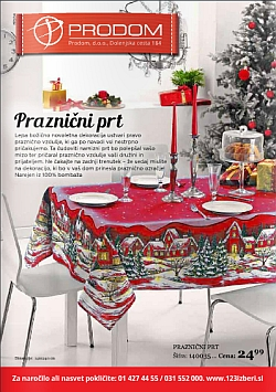 Vitalmarket katalog Prazniki 2014/15