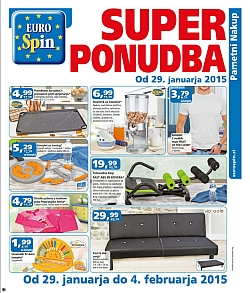 Eurospin katalog Super ponudba do 4. 2.