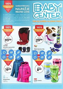 Baby Center katalog februar 2015