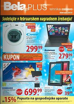 Bela plus katalog februar 2015