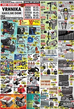 Interdiskont katalog Vrhnika marec 2015