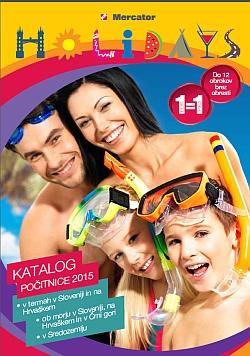 Mercator katalog M holidays počitnice in cenik 2015