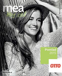 Otto katalog Mea pomlad 2015