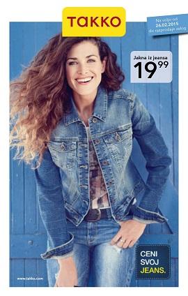 Takko katalog Jeans