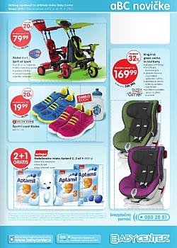 Baby Center katalog marec 2015