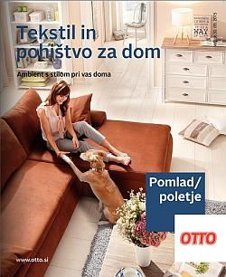 Otto katalog Tekstil in pohištvo za dom 2015