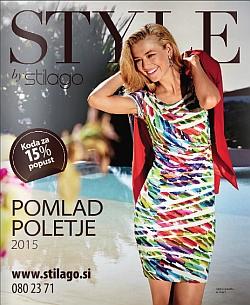 Stilago katalog Pomlad poletje 2015