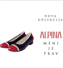 Alpina katalog Pomlad poletje 2015