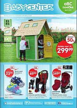 Baby Center katalog april 2015