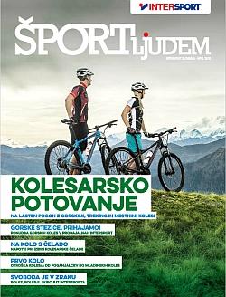 Intersport katalog Kolesarsko potovanje 2015