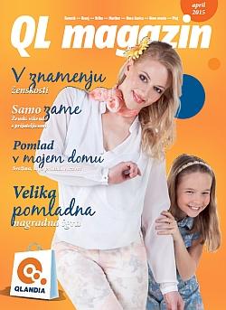 Qlandia katalog Pomlad 2015