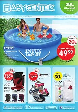 Baby Center katalog maj 2015