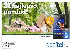 Debitel katalog maj 2015