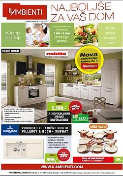 Il Ambienti katalog maj 2015