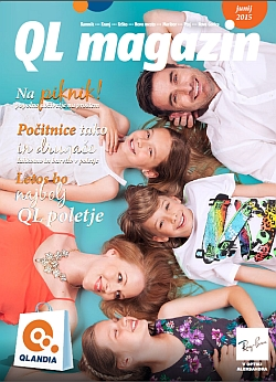 Qlandia katalog Poletje 2015