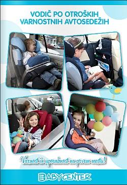 Baby Center katalog Otroški avtosedeži