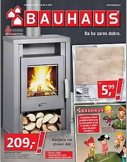 Bauhaus katalog avgust 2015