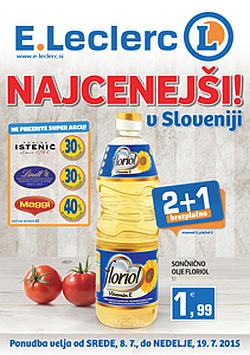E Leclerc katalog Maribor do 19. 7.