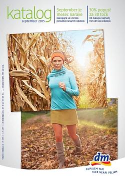 DM katalog september 2015