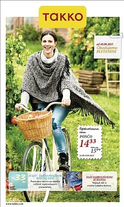 Takko katalog september 2015