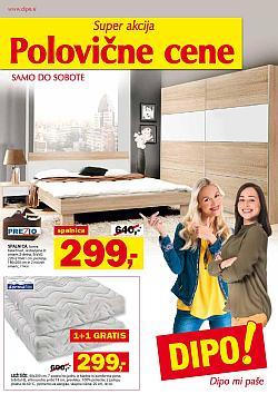 Dipo katalog Polovične cene do 19. 9.