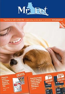 Mr Pet katalog september 2015