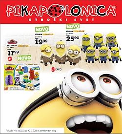 Pikapolonica katalog