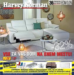 Harvey Norman katalog Vse za vaš dom