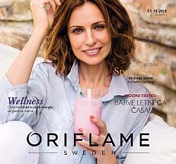 Oriflame katalog 15 2015