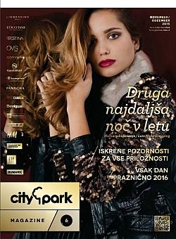 Citypark katalog november – december 2015