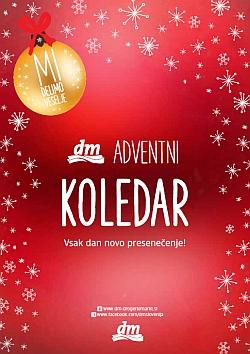 DM katalog Adventni koledar