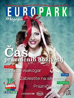 Europark katalog november in december 2015