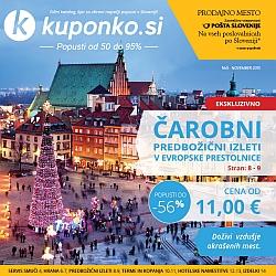 Kuponko katalog november 2015