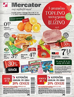 Mercator katalog do 2. 12.