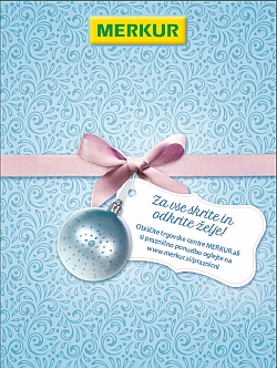 Merkur katalog Prazniki 2015