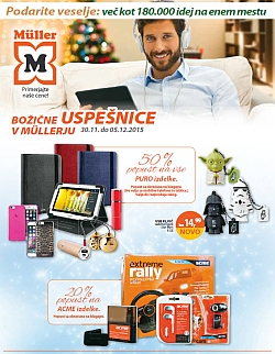 Muller katalog Multimedija do 5. 12.