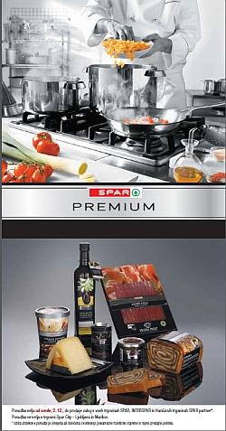 Spar in Interspar katalog Premium od 2. 12.