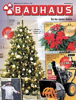 Bauhaus katalog december 2015