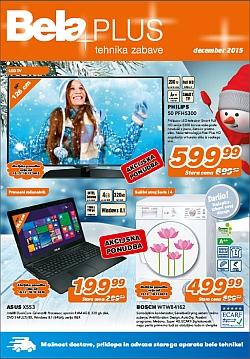 Bela Plus katalog december 2015