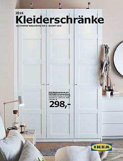 IKEA katalog Avstrija omare 2016