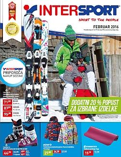 Intersport katalog februar 2016