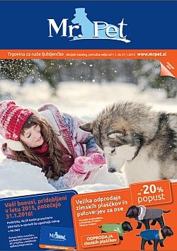 MrPet katalog januar 2016