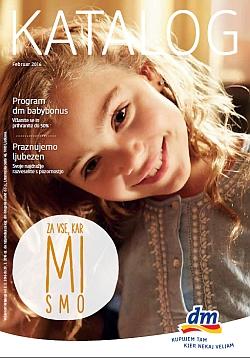 DM katalog februar 2016