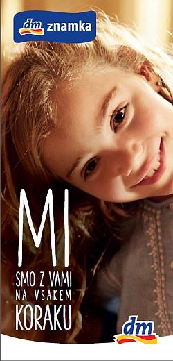 DM katalog DM blagovna znamka