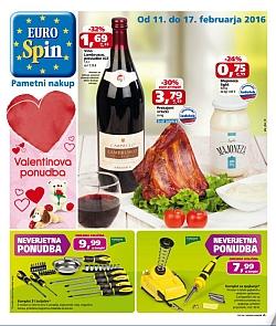 Eurospin katalog do 17. 02.
