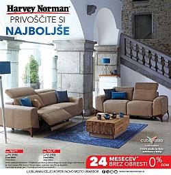 Harvey Norman katalog Privoščite si najboljše