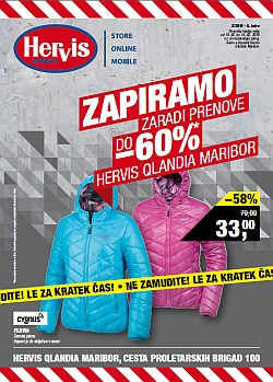 Hervis katalog Qlandia Maribor do 16. 02.