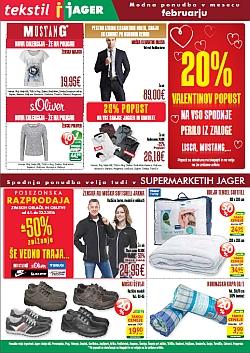 Jager katalog tekstil do 16. 02.